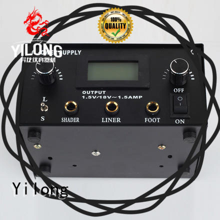 Top Power Supply ed600 factory for tattoo machine