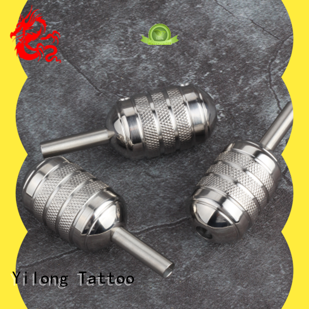 30mm S.S Grip Tattoo Cartridge Grips