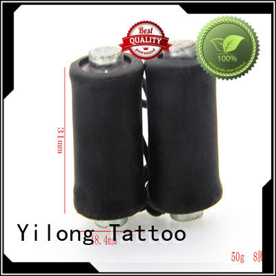 Yilong tube tattoo machine parts kit manufacturers for tattoo machine