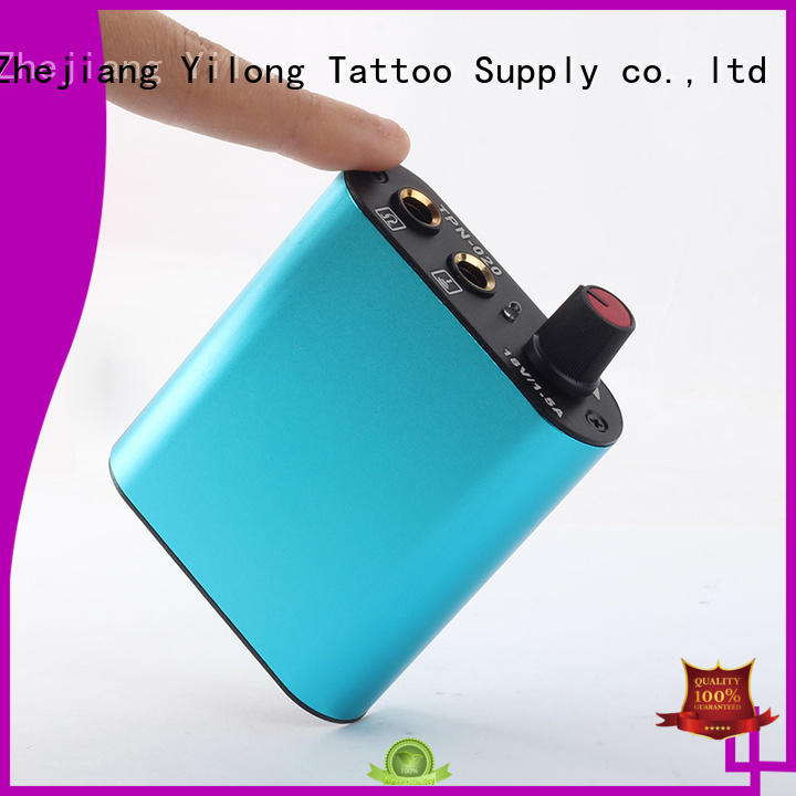 Yilong Top Power Supply manufacturers for tattoo guns