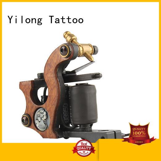 Yilong basic beste tattoo machine supply for tattoo