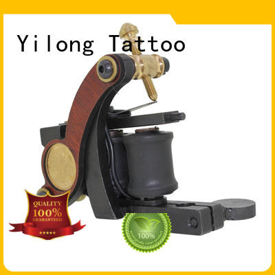 Yilong or silent tattoo machine factory for tattoo machine