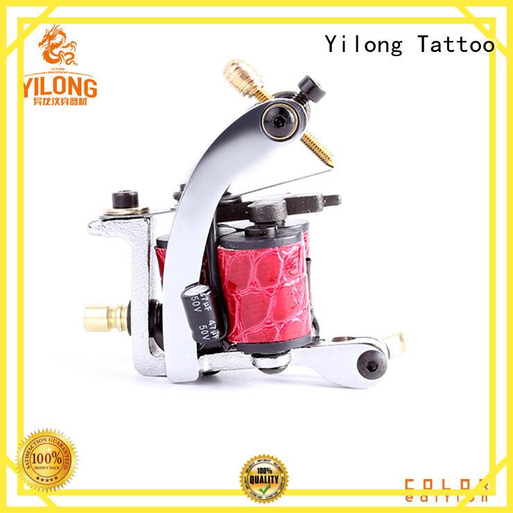Yilong hybrid noiseless tattoo machine manufacturers for tattoo machine