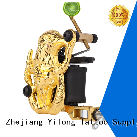 Yilong full strength tattoo hybrid machine suppliers for tattoo