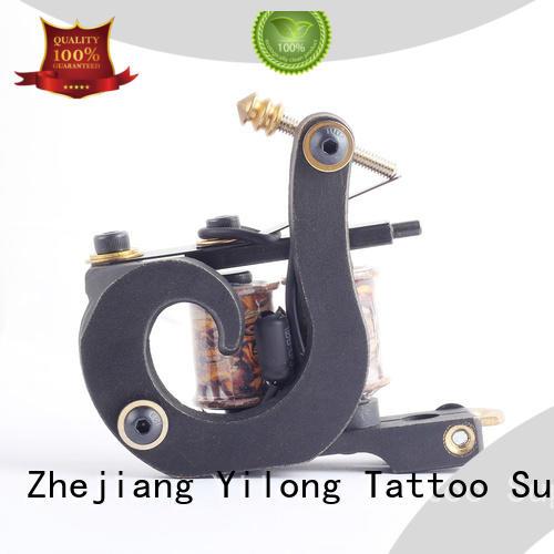 Yilong the best tattoo machine selling for tattoo machine