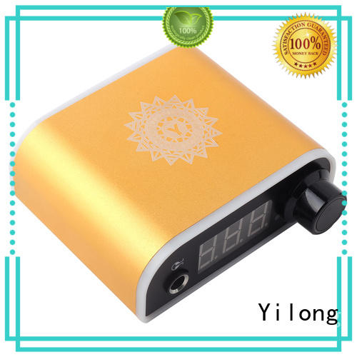 Yilong machine Power Supply company for tattoo equipment