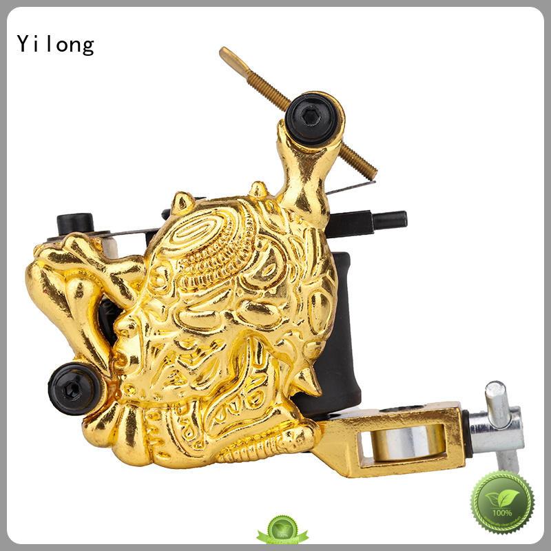 Yilong machine10019083 good coil tattoo machines factory for tattoo machine