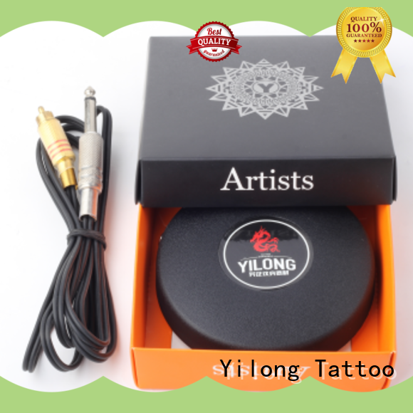 Yilong Wholesale custom tattoo foot pedal factory for tattoo machine