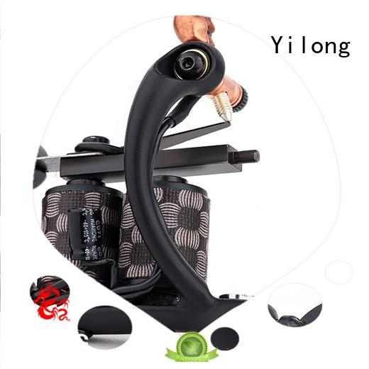 Yilong hy traditional tattoo machine factory for tattoo