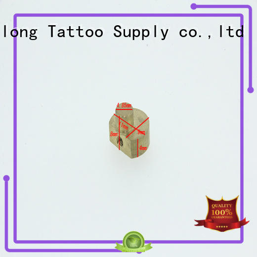 Yilong insulated handmade tattoo machine parts for business for tattoo machine