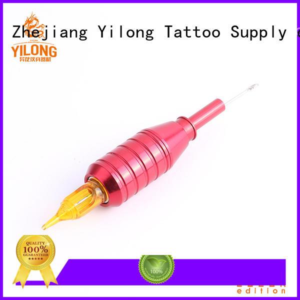 Yilong New aluminum grips factory for tattoo machine