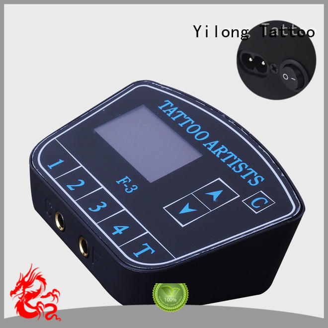 Yilong Wholesale Power Supply factory for tattoo machine