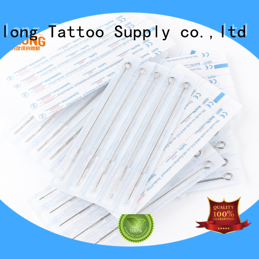Yilong Wholesale best tattoo needles factory for tattoo