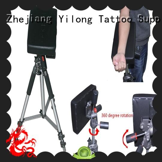 Yilong pad tattoo arm leg rest manufacturers for tattoo machines