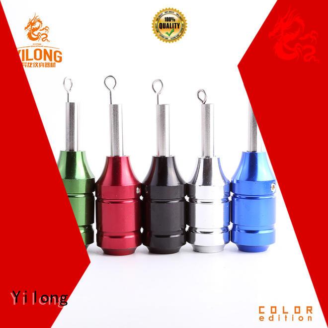Yilong Latest aluminum tattoo grips company for tattoo