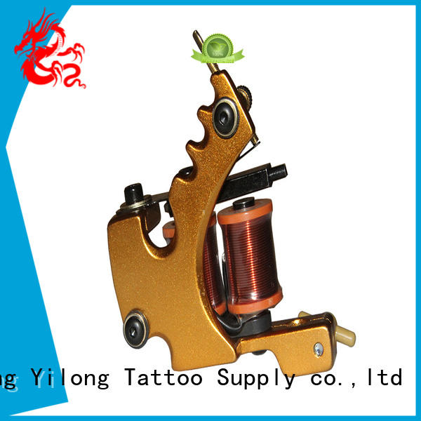 Yilong fast speed hand tattoo machine selling for tattoo