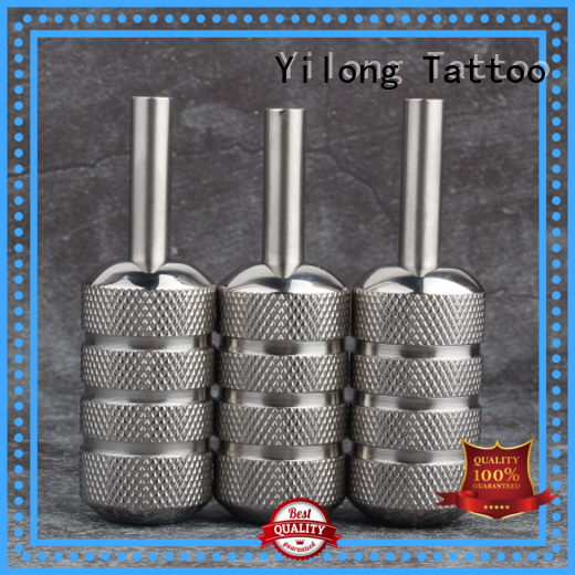 Yilong Wholesale tattoo needle grip company with autoclave