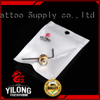 Custom tattoo machine parts kit tube company for tattoo