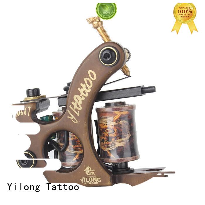 Yilong viper best coil machine for lining suppliers for tattoo machine