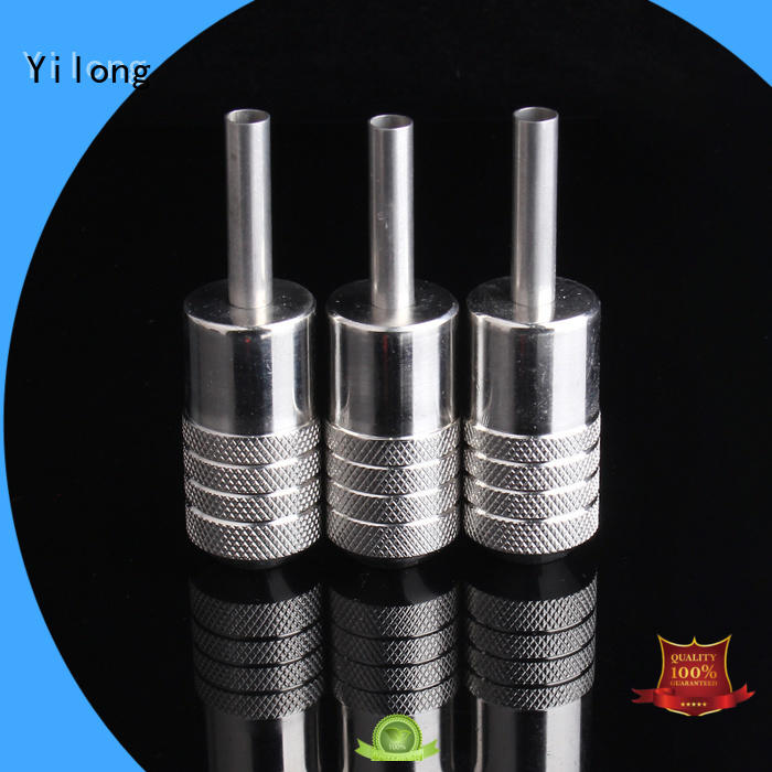 Yilong tattoo tattoo tubes and grips for sale for tattoo machine