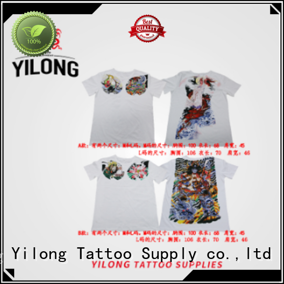 Yilong Best disposable tattoo grips for business for tattoo accessories