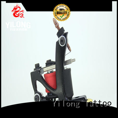 coil tattoo machine kit suppliers for tattoo machine Yilong