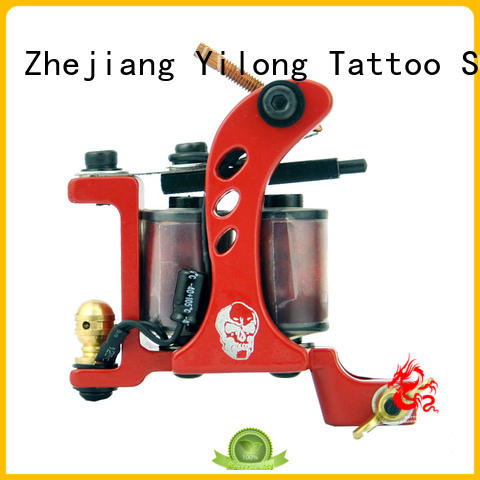 Yilong wrap superior tattoo machine factory for tattoo