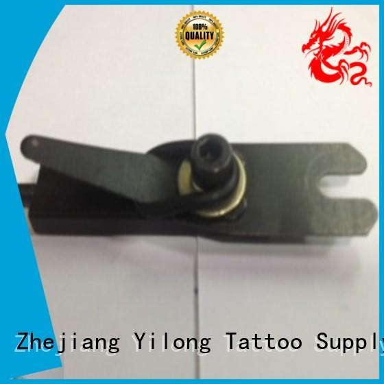 Yilong Best handmade tattoo machine parts company for tattoo