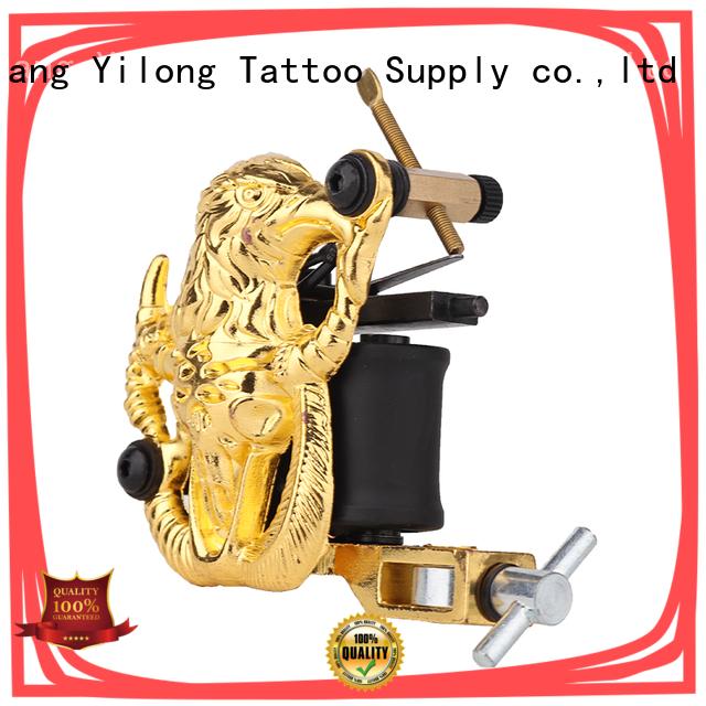 Yilong Top quiet tattoo machine company for tattoo