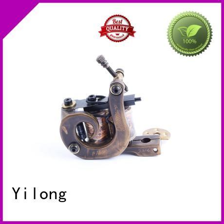 Yilong Latest handmade coil tattoo machine manufacturers for tattoo machine