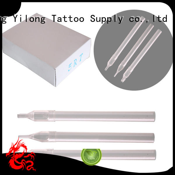 Yilong High-quality tattoo tips for sale for tattoo machine grip