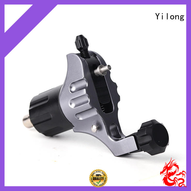 Yilong Custom professional rotary tattoo machine for business for coloring