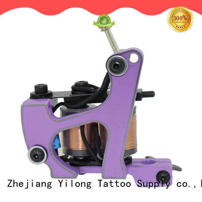 Yilong fast speed entry level tattoo machine for tattoo machine