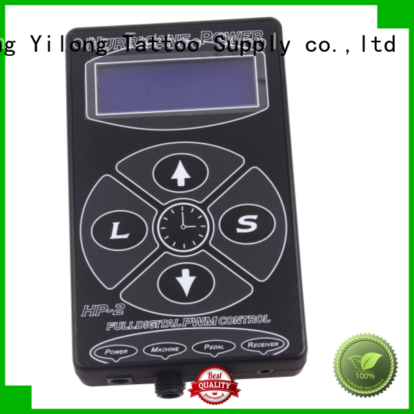 Yilong Wholesale Power Supply manufacturers for tattoo equipment