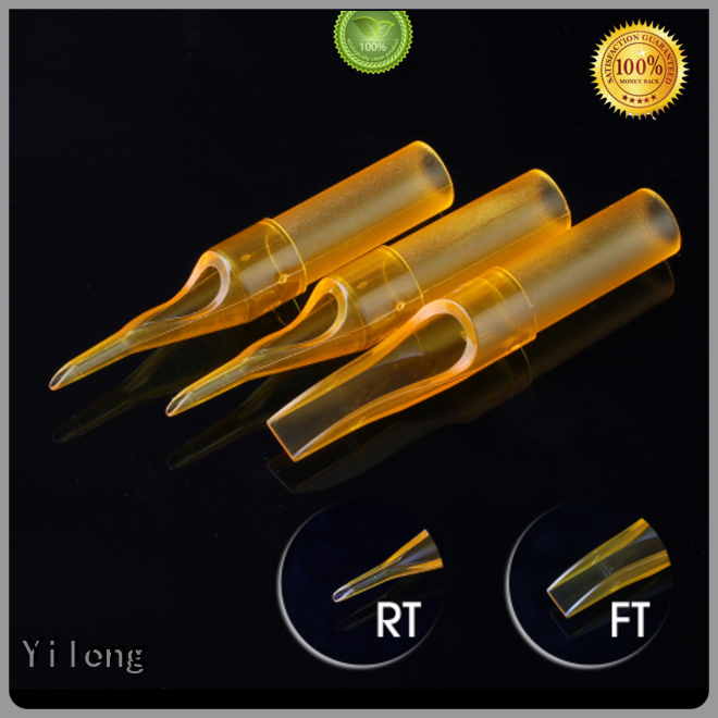Yilong stainless stainless steel tip company for tattoo machine grip