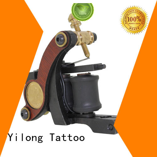 Yilong coil tattoo gun suppliers for tattoo machine