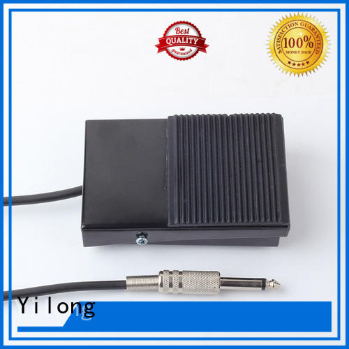Yilong mini footpedal manufacturers for tattoo power supply