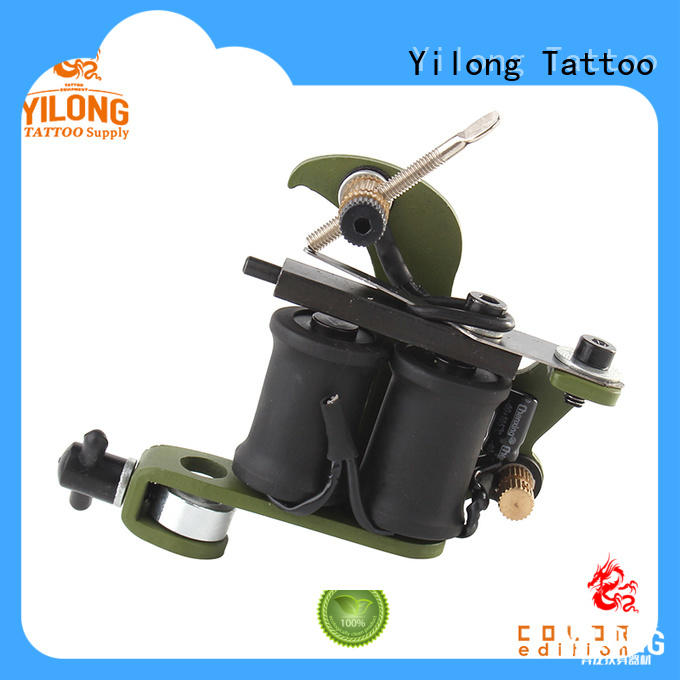 Yilong Latest superior tattoo machine factory for tattoo machine