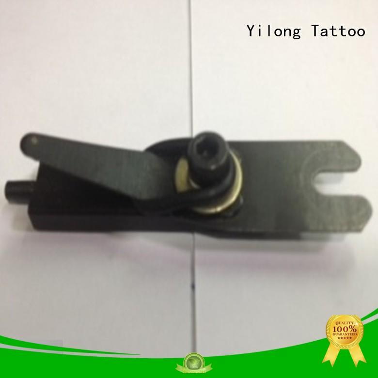 Yilong Custom tattoo machine parts wholesale supply for tattoo machine