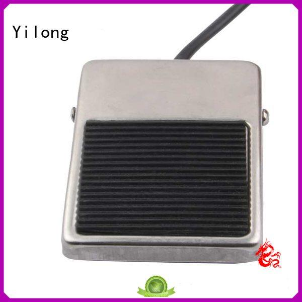 Yilong Latest tattoo foot pedal for business for tattoo power supply
