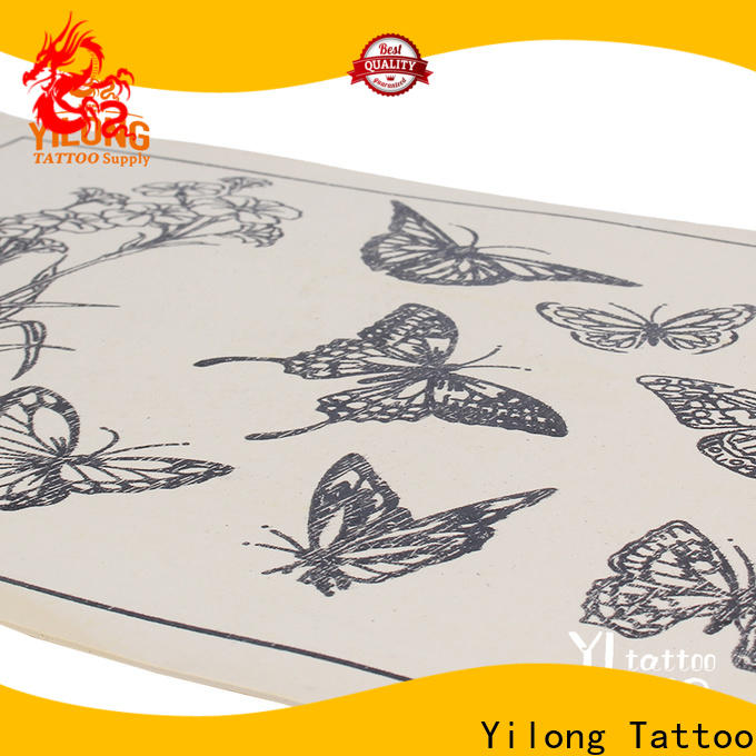 Yilong Best tattoo machine accessories supply with autoclave