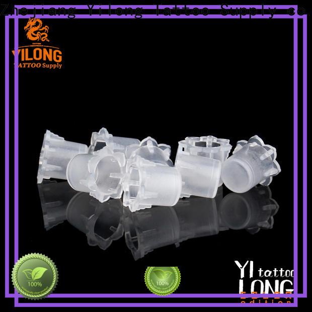 Yilong display tattoo machine accessories company for tattoo machine