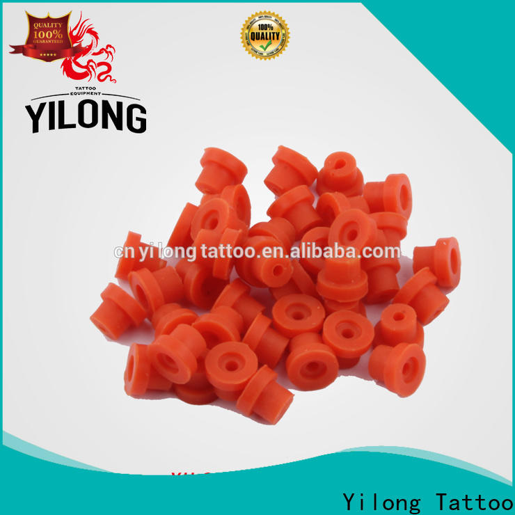 Yilong ink tattoo machine accessories supply for tattoo machine grip