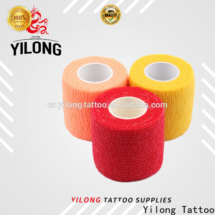 Yilong Custom tattoo machine accessories supply with autoclave