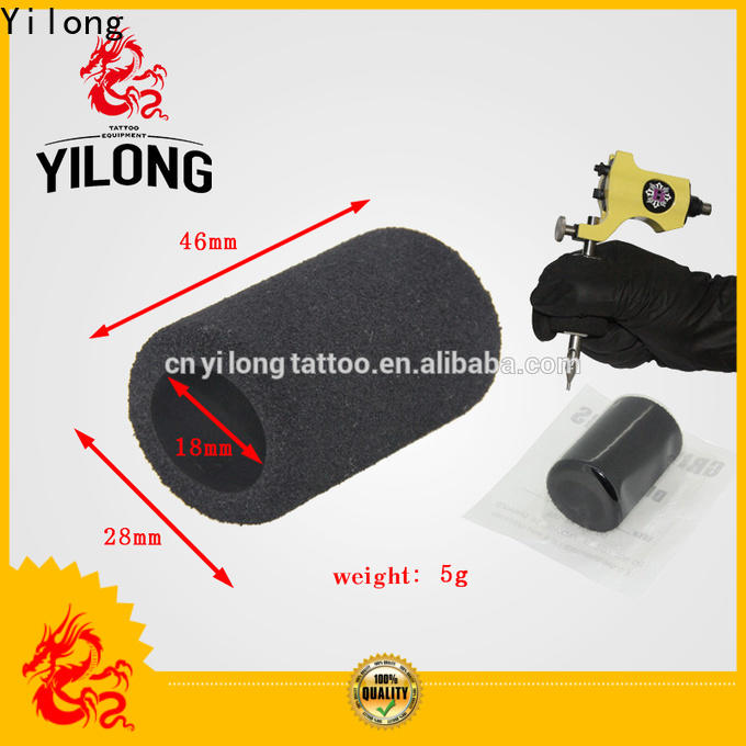 Yilong Custom tattoo machine accessories suppliers with autoclave