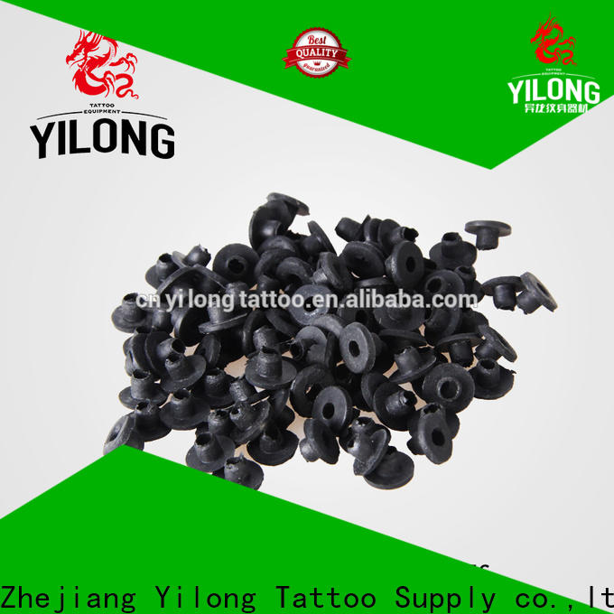 Yilong display tattoo machine accessories for business for tattoo machine