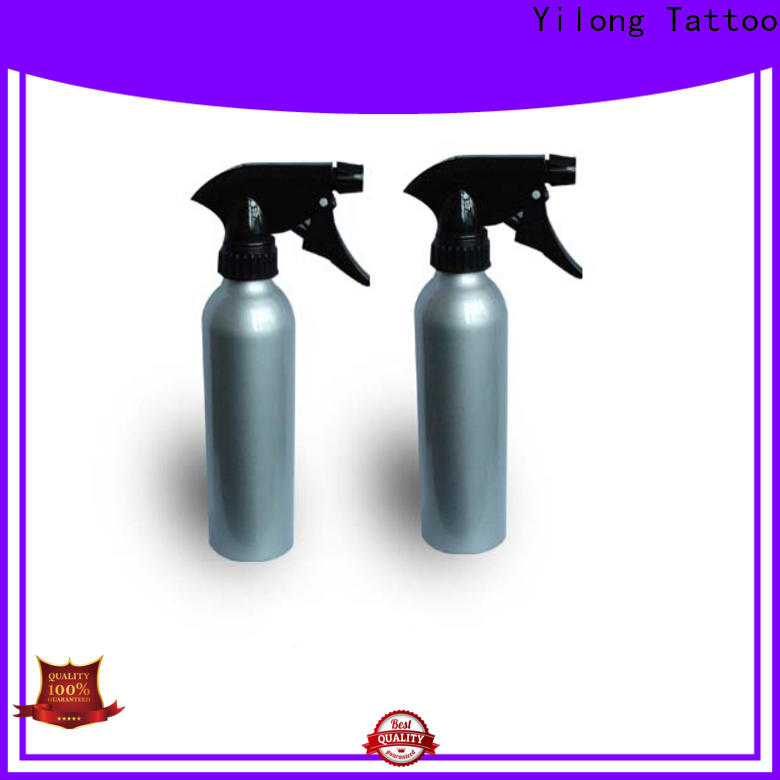 Yilong pen tattoo machine accessories factory with autoclave