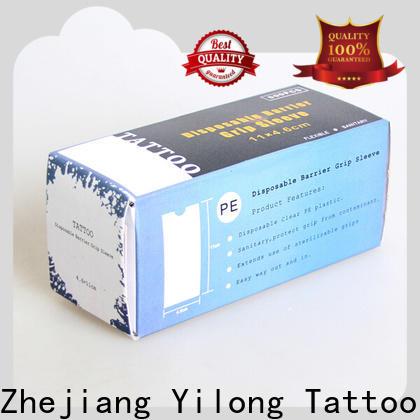 Yilong Custom tattoo machine accessories factory for tattoo machine grip