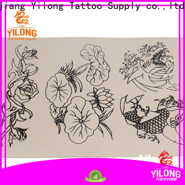 Yilong New tattoo machine accessories manufacturers for tattoo machine grip