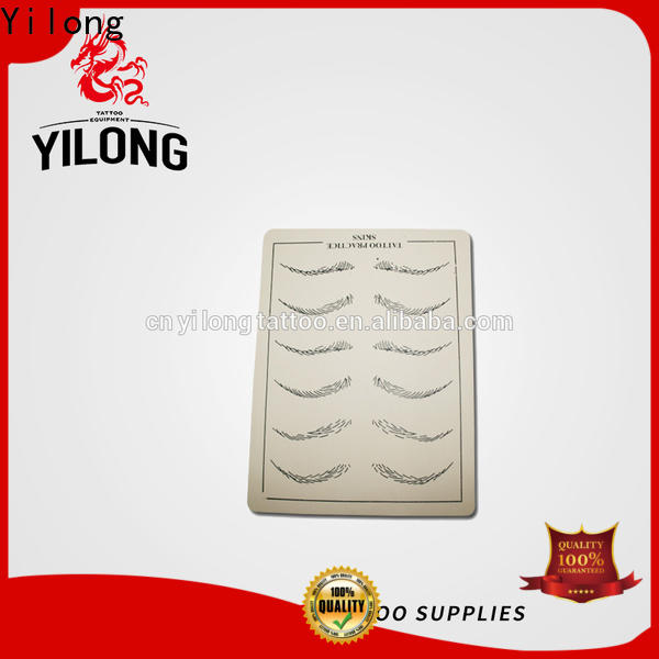 Yilong New tattoo machine accessories for sale for tattoo machine grip